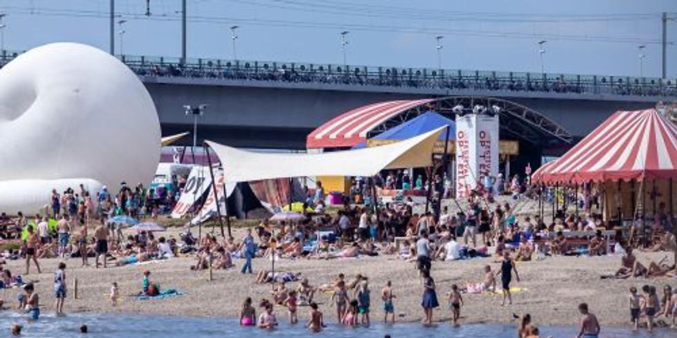 """Festival """"Op 't Eiland"""" Vierdaagsefeesten Nijmegen"""