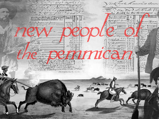 New People of the Pemmican