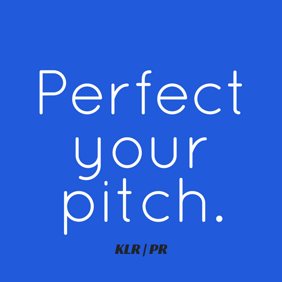 How to Perfect Your Pitch [13 Lucky Tips]