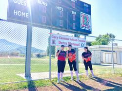 Redwood Softball
