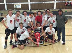 Redwood Boys Volleyball
