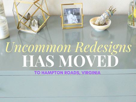 We Moved to Hampton Roads!