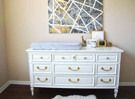 Classic Dixie Dresser Can Do No Wrong!