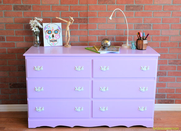 Lilac French Style Dresser