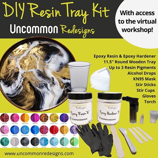 Resin Tray Kit