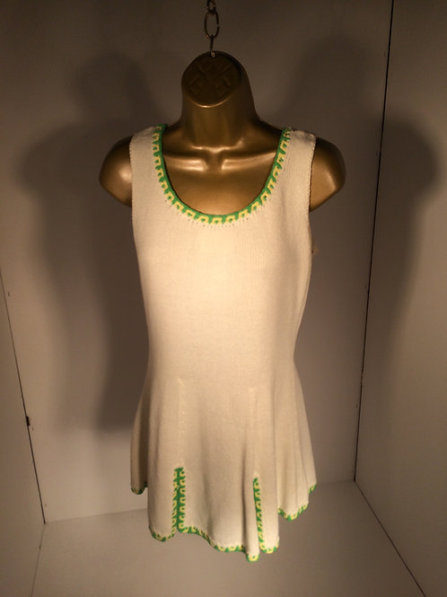 60s knit top