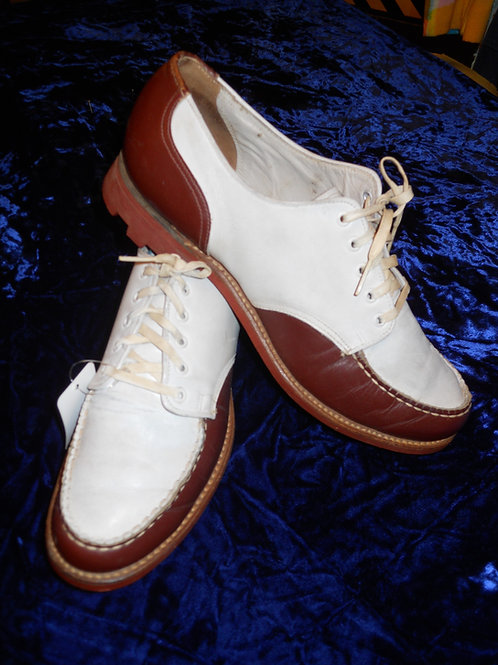 1950's Nurse  Ratchett shoes