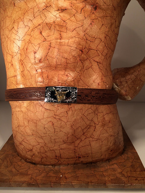 70's steer belt