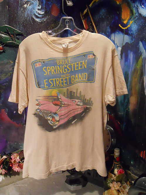 1983-84 Bruce Springstein Tour shirt