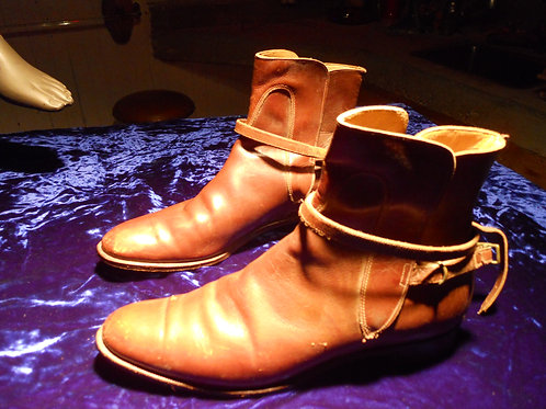 1950's riding boots