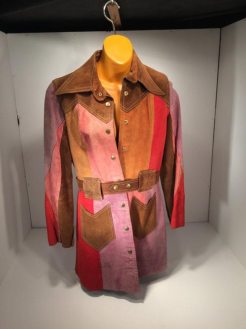 1960's patchwork jacket