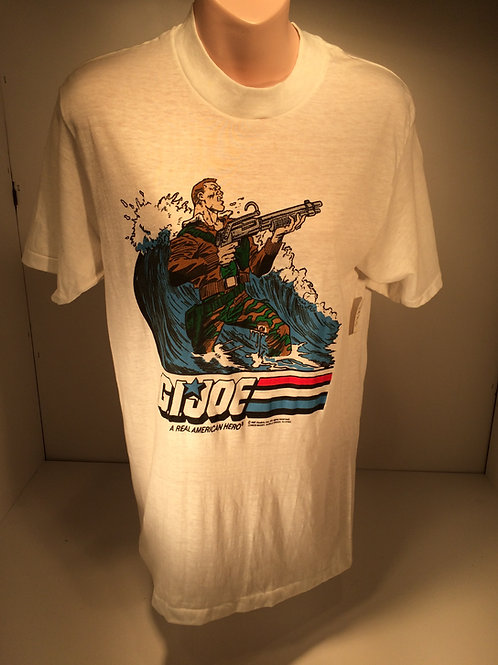 T shirt GI Joe 80's