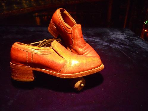 1970's platform shoe