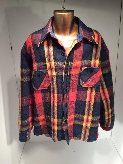 60's wool jacket