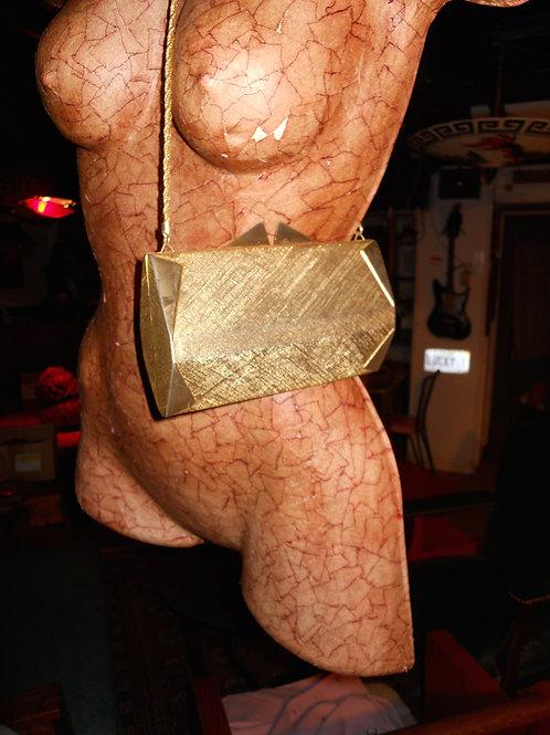 60's metal purse