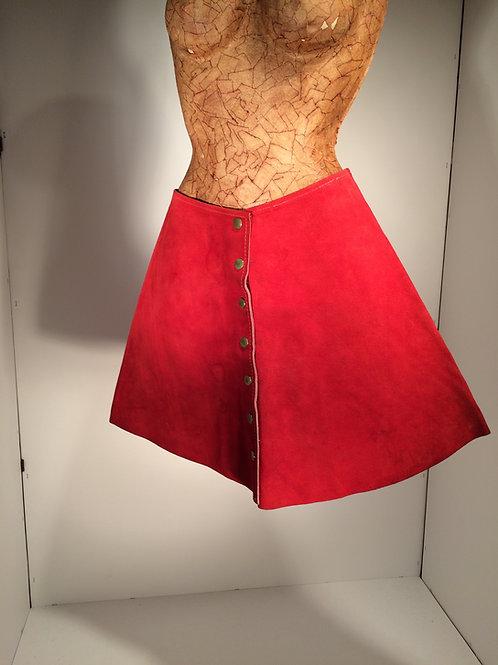 60s mini skirt