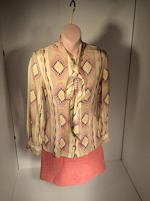 70s blouse