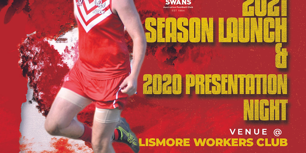 2021 Season Launch & 2020 Presentation Night