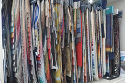 Extensive Fabric Library
