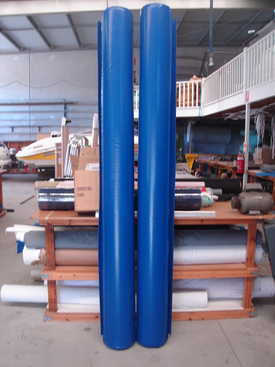 pontoon fenders
