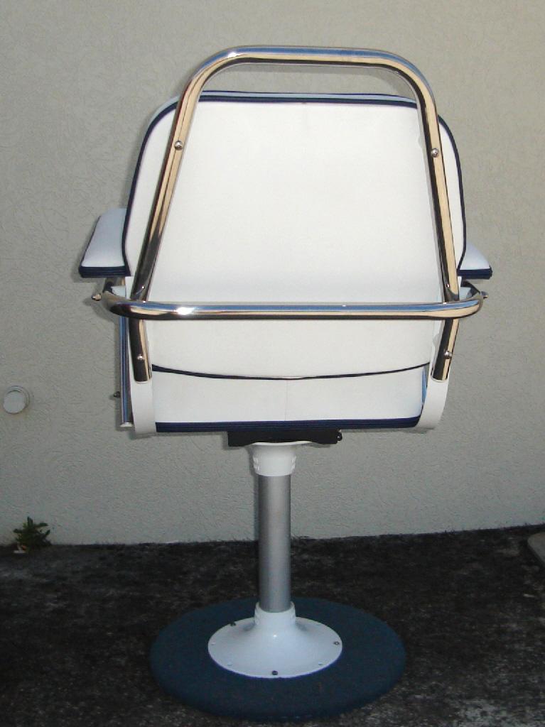 Single Helm Seat