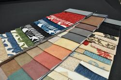 Great range of samples
