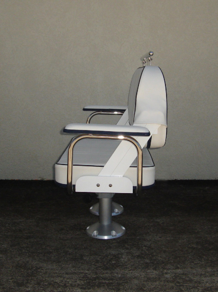 Double Helm Seat