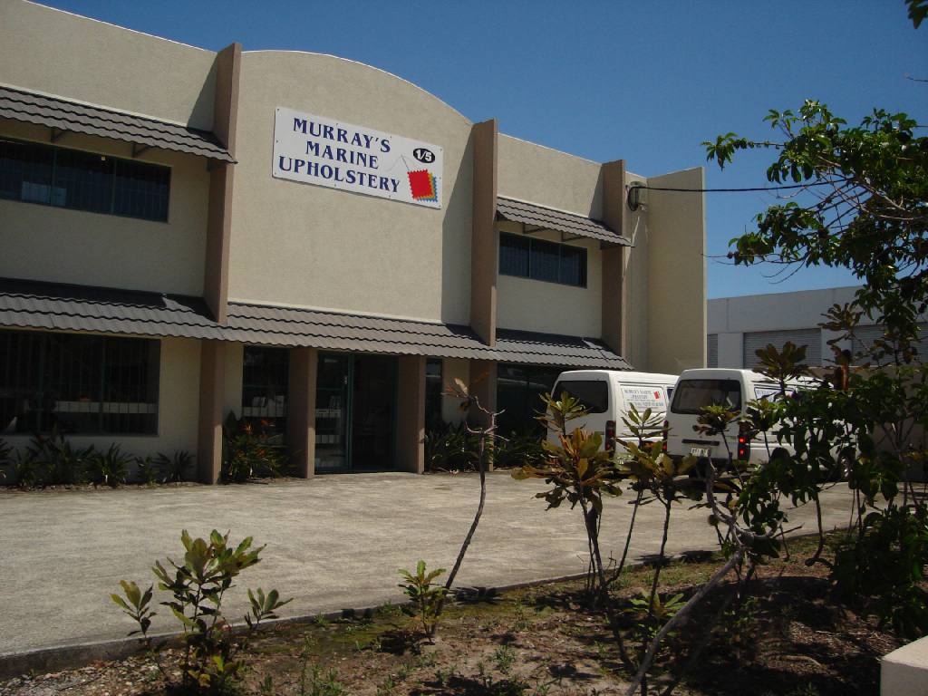 Front of our Premises
