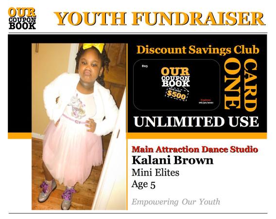Brown, Kalani