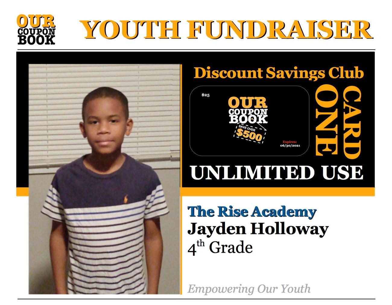 Holloway, Jayden