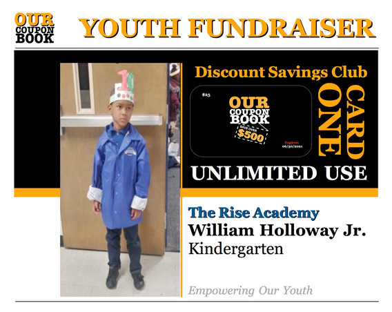 Holloway, William Jr.