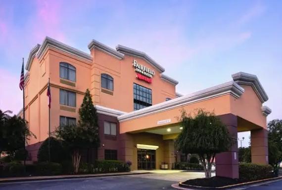 Fairfield Inn & Suites by Marriott Atlanta Airport South/Sullivan Road