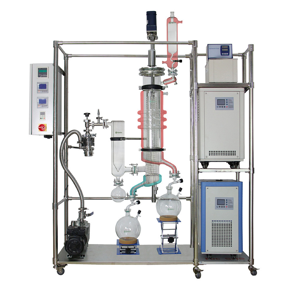 HSMD150 Wipe Film Distillation