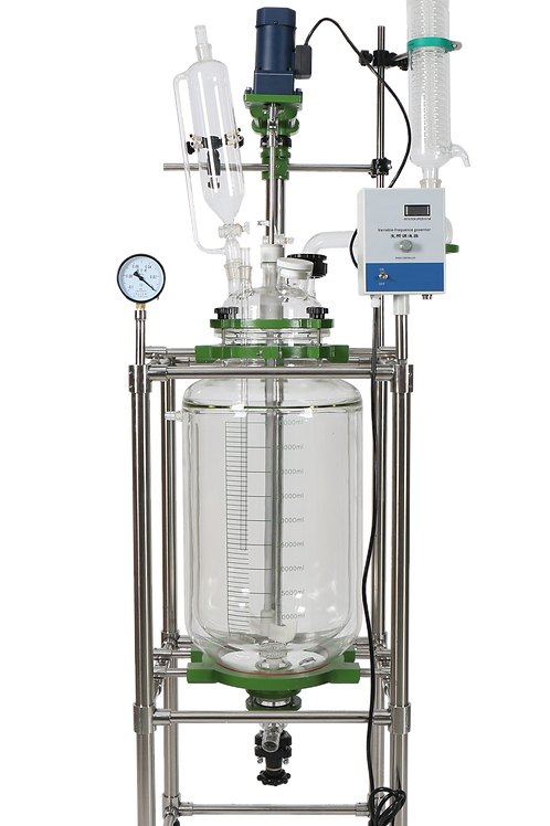 50L Jacketed Glass Reactor JGR50L