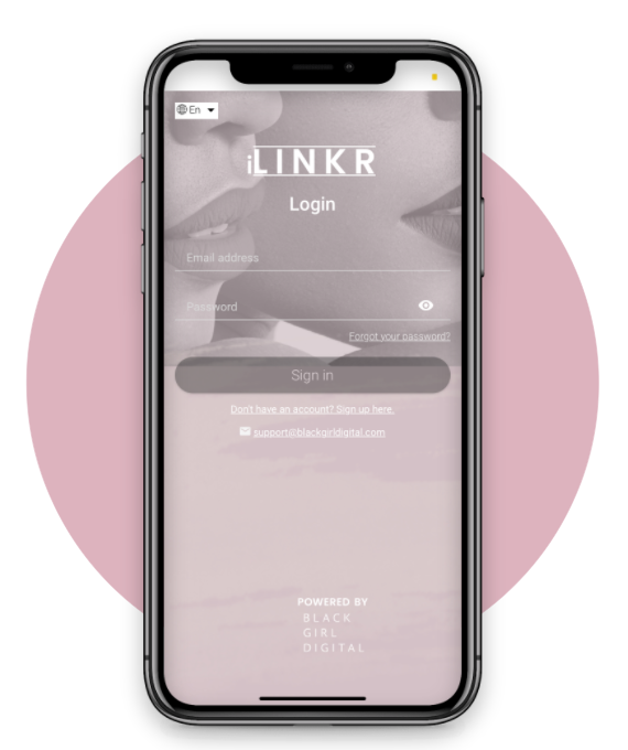 iLINKR App Powered by Black Girl Digital - Now accepting influencers