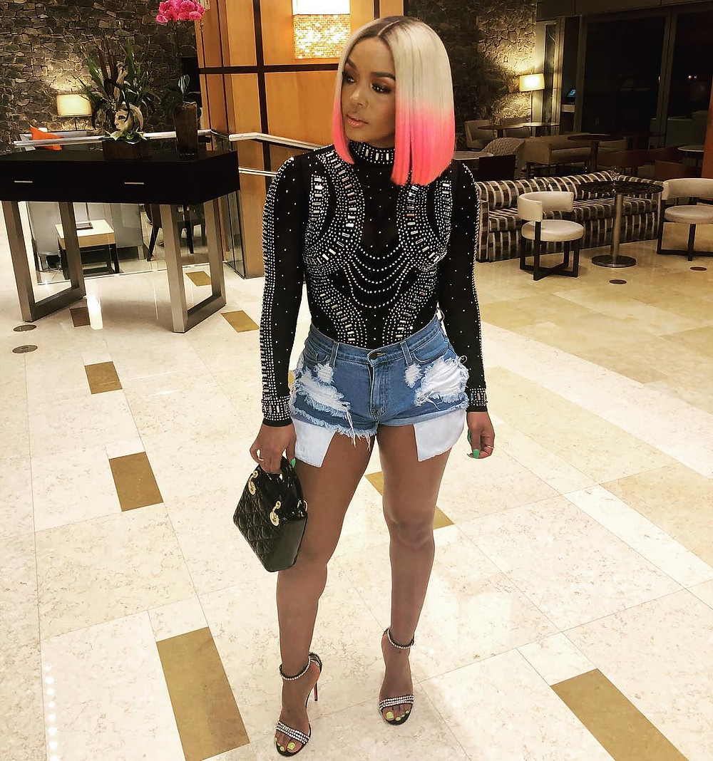 iLINKR Casestudy Post: Rasheeda from Love and Hip Hop ATL - image from Celebrity Insider