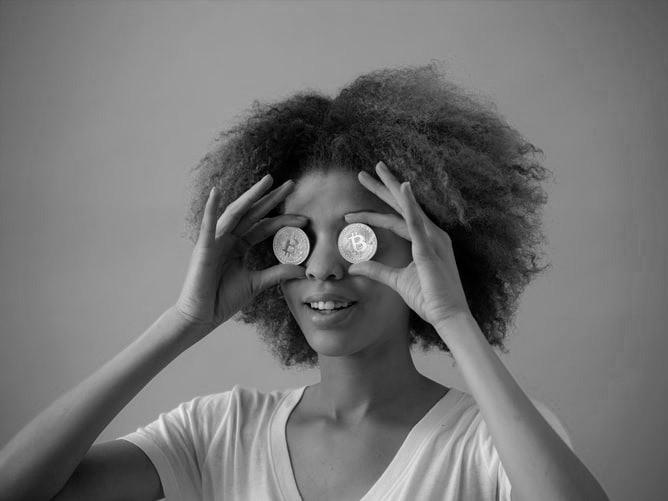 Black Girl Digital Invest in Yourself