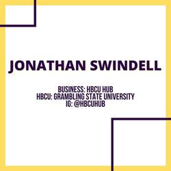 Jonathan Swindell - HBCU HUB
