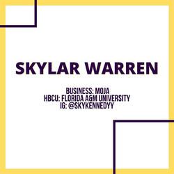 Skylar Warren - MOJA