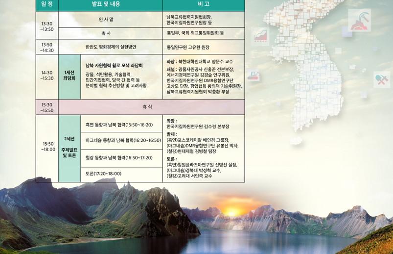 21.09.08 박성혁 교수님, 남북자원협력 심포지엄 토론 발표