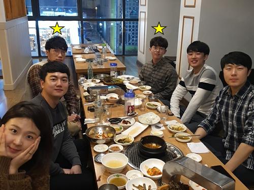 2019.12.24 송별회 및 환영회