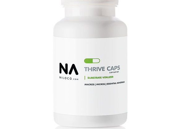 Thrive Caps Substrate Fertilizer