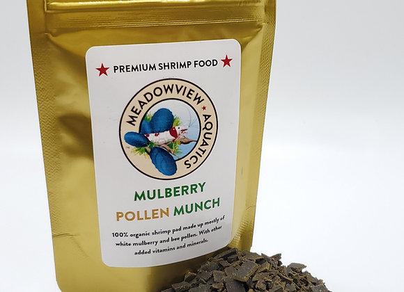 Mulberry Pollen Munch