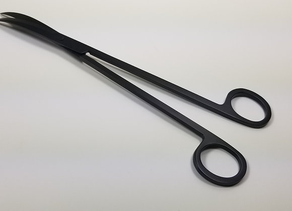 Black SS Curved Scissors