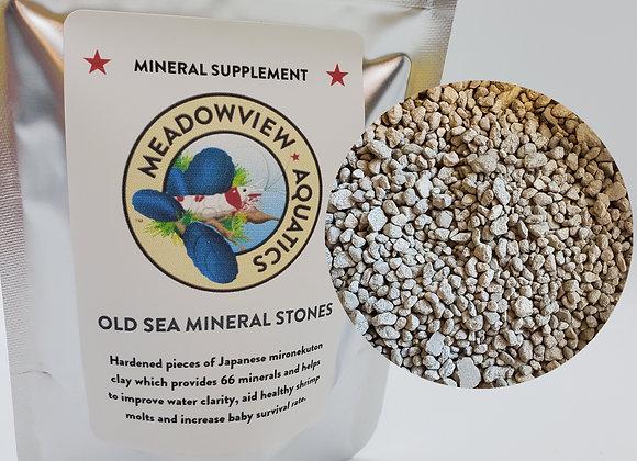 Old Sea Mineral Stones
