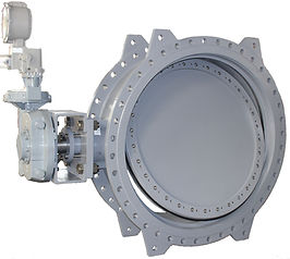 Ivaltec BV42 double offset butterfly valve for water supply application
