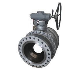 Ivaltec Ball valve type 3 PC trunnion ball VB32