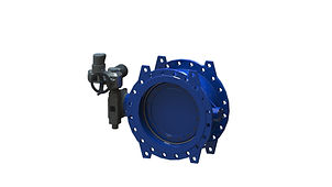 Ivaltec Very high performance double offset butterfly valve BV42