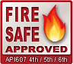 Ivaltec FIRESAFE certification