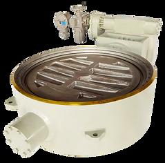 Ivaltec vanne papillon triple excentration BV03 application centrale thermique